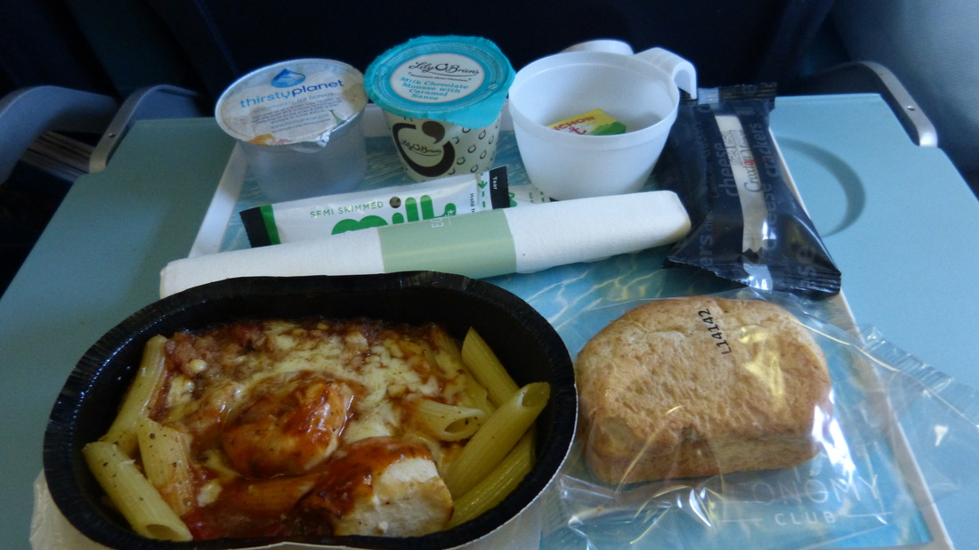 Thomson Inflight Meals >> Aviation First Choice Thomson Airways Boeing 767 300 Man Sfb Flight